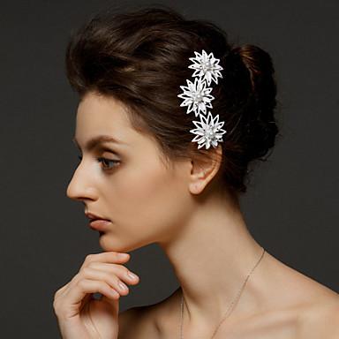 Γυναικείο Κράμα Headpiece-Γάμος / Ειδική Περίσταση Χτενιές Μαλλιών 1 Τεμάχιο