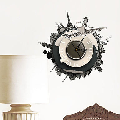 3D The Ink Decoration Wall Stickers Wall Decals