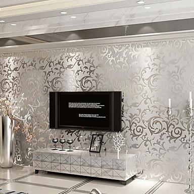 papier peint pop 0.53m * 10m mur moderne et contemporain couvrant l ...