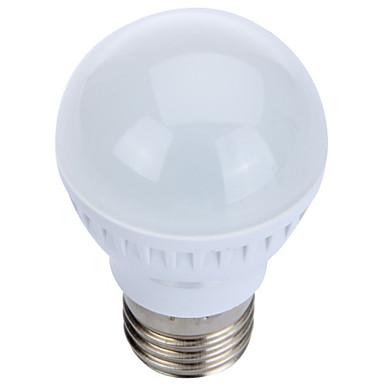 10pcs 5W 450lm E26 / E27 LED Küre Ampuller A60(A19) 10 LED Boncuklar SMD 2835 Dekorotif Sıcak Beyaz Serin Beyaz 220-240V
