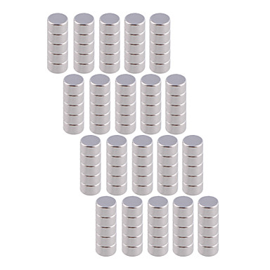 100 pcs 5*3mm Magnet Toy Building Blocks / Puzzle Cube / Neodymium Magnet Magnet Magnetic Adults' Gift