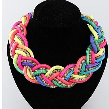 Damen Halsketten - Modisch Farbbildschirm Modische Halsketten Für Besondere Anlässe, Geburtstag, Geschenk