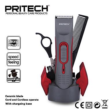Pritech επαγγελματική ηλεκτρική κουρευτική μηχανή κουρευτική μηχανή για τους άνδρες ή τα μαλλιά του μωρού εργαλείο κοπής μηχανή Baber