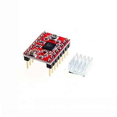 RepRap stepper driver a4988 stepper motor driver for 3d printer