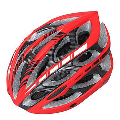Basecamp / WEST BIKING® 24 Вентиляционные клапаны Горные Пенополистирол + вспененный полиуретан Шоссейные велосипеды / Велосипеды для