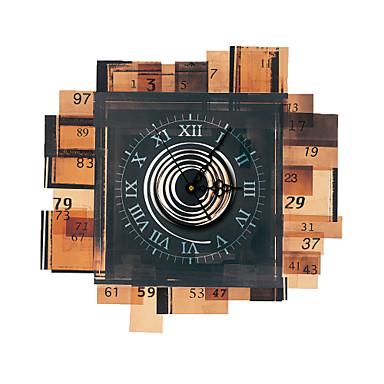 pag®morden Effekt 3d Kunst Wanduhr 15,7 * 15,7 Zoll / 40 * 40 cm