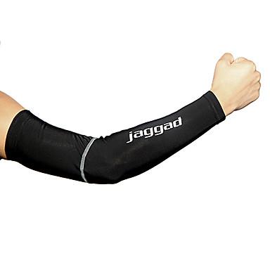 Jaggad Mâneci Uscare rapidă Căptușeală Din Lână Ciclism / Bicicletă Bărbați 100% Poliester Mată
