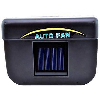 ηλιακή ενέργεια εξαεριστήρας αυτοκινήτου ανεμιστήρα ψύξης