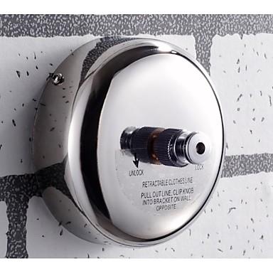 Крючок для халата Cool Современный Нержавеющая сталь 1шт - Ванная комната / Гостиничная ванна На стену