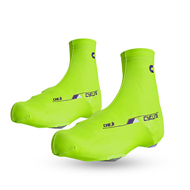 cheji® Παπούτσια ποδηλασίας με καλύμματα Γιούνισεξ Αντιολισθητικό Γρήγορο Στέγνωμα Αναπνέει Πολύ Ελαφρύ (UL) Ποδηλασία