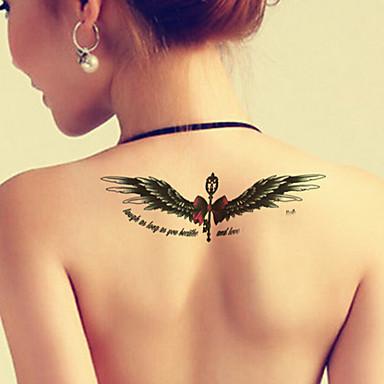 2016 de alta qualidade criativa da moda arcos impermeáveis e asas de anjo