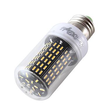 12W E14 / E26/E27 Ampoules Maïs LED T 138 SMD 4014 1200 lm Blanc Chaud / Blanc Froid Décorative AC 100-240 / AC 110-130 V 1 pièce