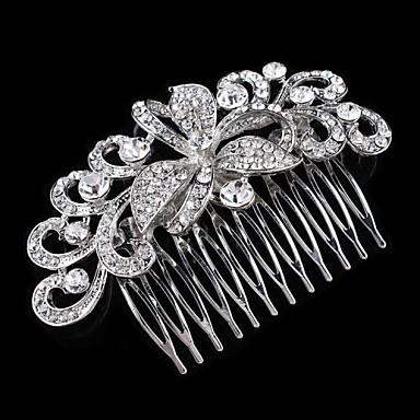 Strass Haarkämme mit 1 Hochzeit / Besondere Anlässe Kopfschmuck