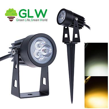 povoljno Vanjska rasvjeta-9W mini LED spot poplava svjetlosti vanjski vrt travnjak krajolik put dvorištu svjetala žarulje