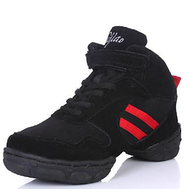 Γυναικεία Μοντέρνα παπούτσια Πανί / Δέρμα Χωριστή Σόλα / Αθλητικά ΕΞΩΤΕΡΙΚΟΥ ΧΩΡΟΥ Κορδόνια Χαμηλό τακούνι Μη Εξατομικευμένο Παπούτσια