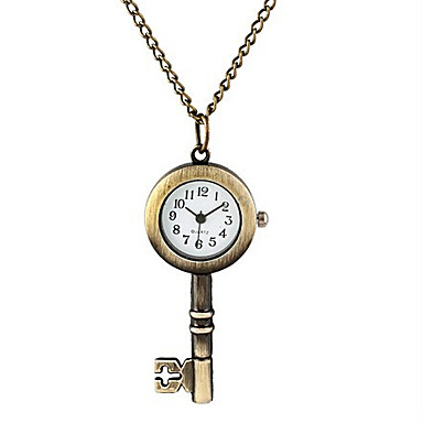 Жен. Карманные часы Часы-подвеска Кварцевый сплав Группа Винтаж