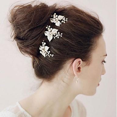 den nye bruden high-end dekk ren manuell hår hoop gull diamant krystall 3pcs