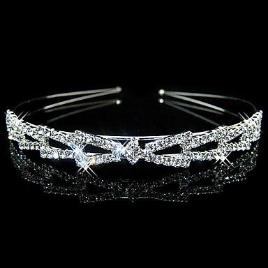 Alloy Headbands Headpiece Wedding Party Elegant Feminine Style