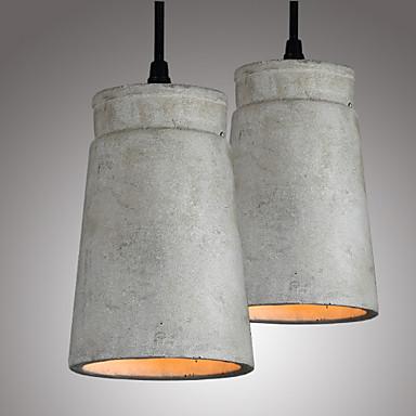 Lampy widzące Downlight - Styl MIni, 110-120V / 220-240V, Warm White, Nie zawiera żarówki / 15/10 ㎡ / E26 / E27