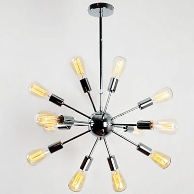 BriLight Kronleuchter Raumbeleuchtung - Candle-Art, 110-120V 220-240V Glühbirne nicht inklusive