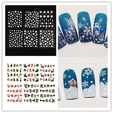 12pcs Nail Kit Nail Art Decoration Lovely Nail Art DIY