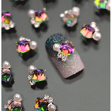 5 Nail Jewelry Klasik Sevimli Günlük Klasik Sevimli Yüksek kalite