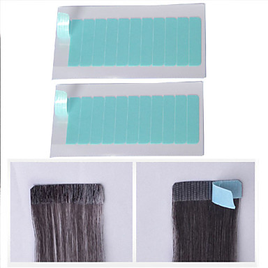 Mixed Material Wig Adhesive Glue Adhesive Tapes 60 Extension Tools