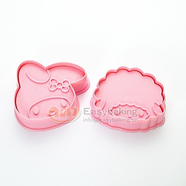 Bakeware tools Plastic DIY For Cake Cake Molds 1pc