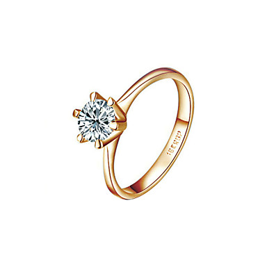 Women's Cubic Zirconia , Classic Alloy Princess Jewelry Party / Evening