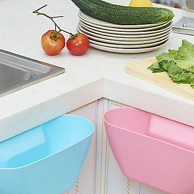 Küchenschranktüren hängen Aufbewahrungsbox Handschuhfach zufällige Farbe