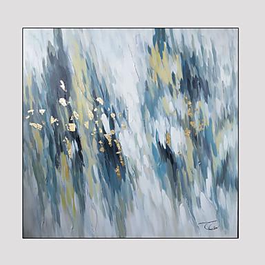Maalattu FantasyModerni 1 paneeli Kanvas Hang-Painted öljymaalaus For Kodinsisustus