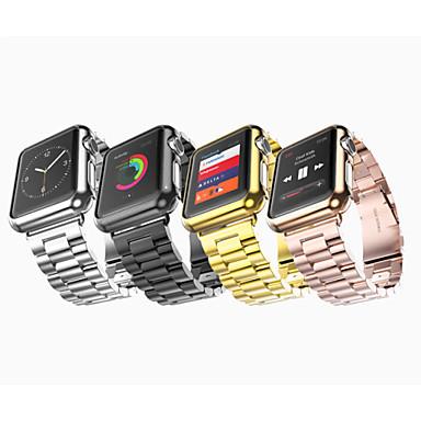 Klokkerem til Apple Watch Series 4/3/2/1 Apple Sommerfugle Spenne Rustfritt stål Håndleddsrem