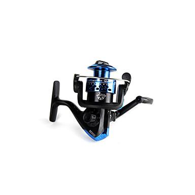 Fishing Reel Spinning Reels 4.9:1 3 Ball Bearings Exchangable General Fishing - SE2000