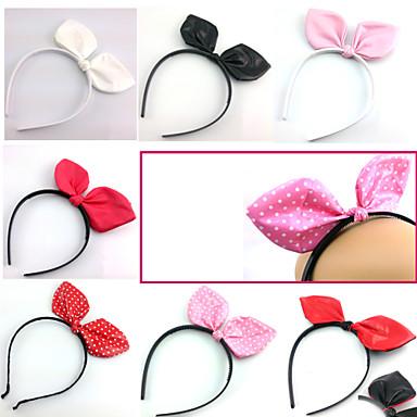 Jóias / Peça para Cabeça Inspirado por Fantasias Fantasias Anime Acessórios para Cosplay Peça para Cabeça Plástico Homens / Mulheres