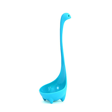 Nessie modeling spoon shape-Random Colors