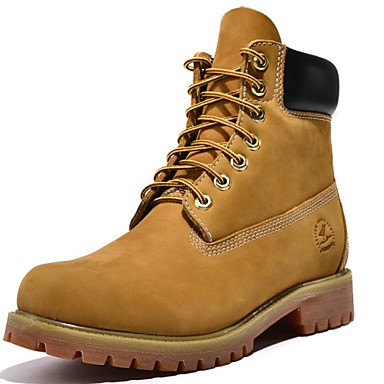 Herrn Schuhe Nappaleder Winter Herbst Cowboystiefel / Westernstiefel Stiefel 15,24 - 20,32 cm ca. Booties / Stiefeletten Schnürsenkel für