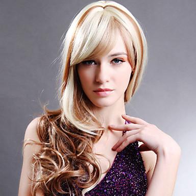 Aidot hiukset Full Lace Peruukki Laineita 120% Tiheys 100% käsinsidottu Afro-amerikkalainen peruukki Luonnollinen hiusviiva Liukuvärjätyt
