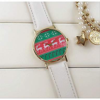 Fashion Women Christmas Watches Christmas Present Wrist Watch Gift Ideas Cool Watches Unique Watches