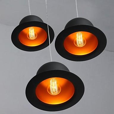 Riipus valot - Metalli - Moderni / Traditionaalinen/klassinen / Rustiikki / Vintage / Retro / Lantern - LED