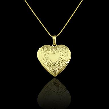 Riipukset Metalli Heart Shape kuvana 1