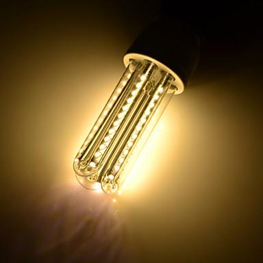 E26/E27 LED-maissilamput T 66 ledit SMD 3014 Koristeltu Lämmin valkoinen 650lm 3000K AC 85-265 AC 220-240 AC 100-240 AC 110-130V