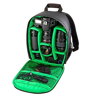 cheap Camera & Photo-Photography Multi-functionalDigital DSLR Camera Bag Backpack Waterproof Photo Camara Bags Case Mochila for Photographer