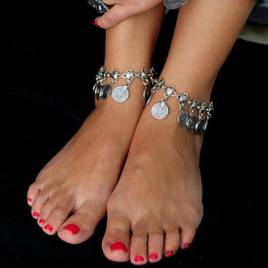 Women's Anklet / Bracelet Alloy Unique Design Bohemian Fashion Others Jewelry For Daily Casual