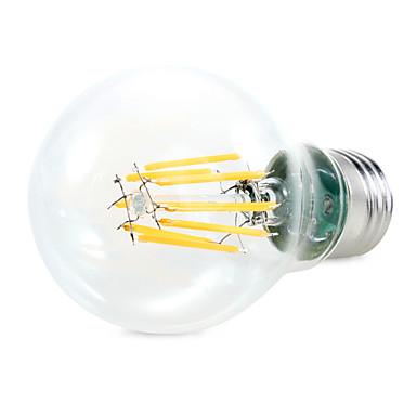 E26/E27 LED Globe Bulbs A60(A19) 8 COB 1450 lm Warm White Natural White 2800-3200/6000-6500 K Decorative AC 220-240 AC 110-130 V