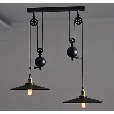 Retro Mini Tarzı Avize Lambalar Güvenlik Işıkları Aşağı Doğru Oturma Odası Yatakodası Mutfak Yemek Odası Çalışma Odası/Ofis Dış Mekan