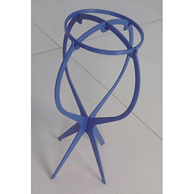 Wig Accessories Special Blue Wig Stand 003