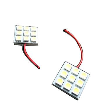 t10 venda quente, BA9S, festão carro levou licença placa luz, carro lâmpadas LED 5050 t10 9smd brilhante leveza levou la