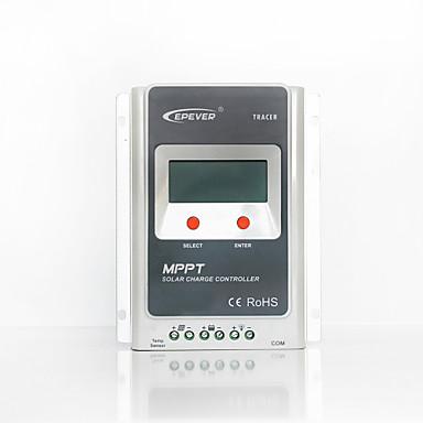 epever nyomjelző MPPT napelemes szabályozó töltésszabályzóval 20a 12v / 24v auto