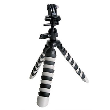 Stativ / Montert Til Action-kamera Gopro 6 / Alle / Gopro 5 Universell / AUTO / Film og musikk Rustfritt Stål / Silikon / Xiaomi Kamera