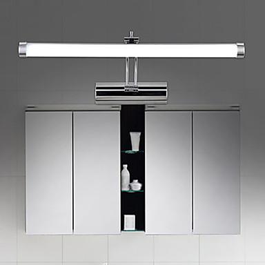 Duvar ışığı Aşağı Doğru Duvar lambaları Banyo Aydınlatması 9W 90-240V Birleştirilmiş LED Modern/Çağdaş Eloktrize Kaplama